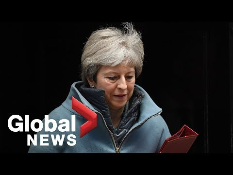 Brexit: U.K. Parliament votes down alternative Brexit proposals for 2nd time