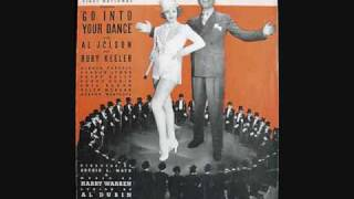 Johnny Green and his Orchestra - About a Quarter to Nine (1935)