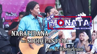 Gambar cover NEW MONATA - NARAPIDANA - SODIQ PANTURA