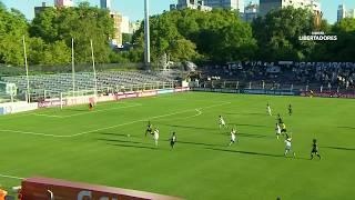 Danubio y Atlético Mineiro sellan un vibrante empate