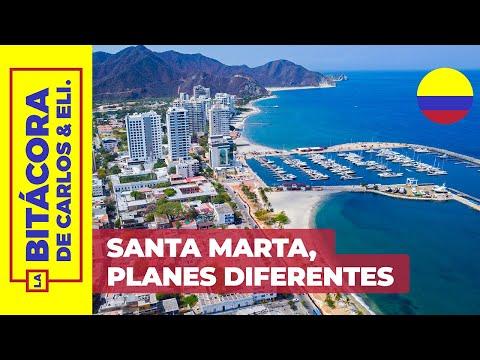 Santa Marta, Colombia - Planes IMPERDIBLES y poco conocidos