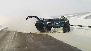 Russian Car Crash Compilation February 27 02 2016