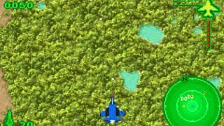 GBA - Ace Combat Advance Gameplay [4K]