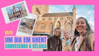 Vlog: Um dia em Ghent com a família belga!