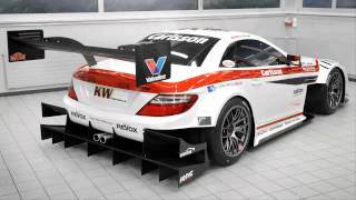 Carlsson SLK 340 Race Car 2013 Videos