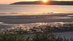 Port Logan sunset (Mull of Galloway) with music, video and pictures - by Steve Poole