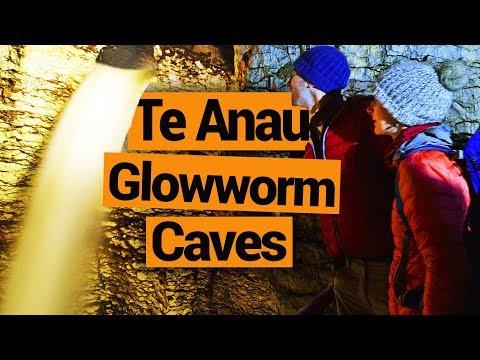 Te Anau Glowworm Caves –  New Zealand's Biggest Gap Year – Backpacker Guide New Zealand