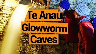 Video blog - Te Anau Glowworm Caves - Day 142