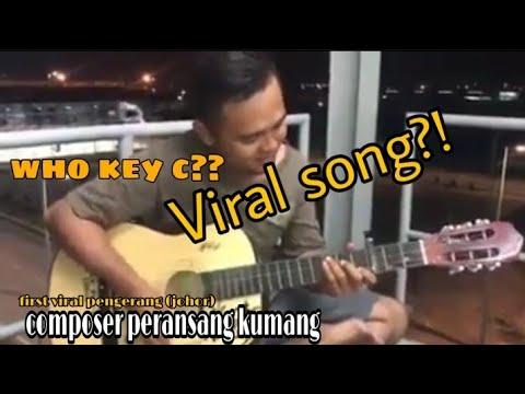 peransang kumang (kapok version)lagu iban baru - MR Key C
