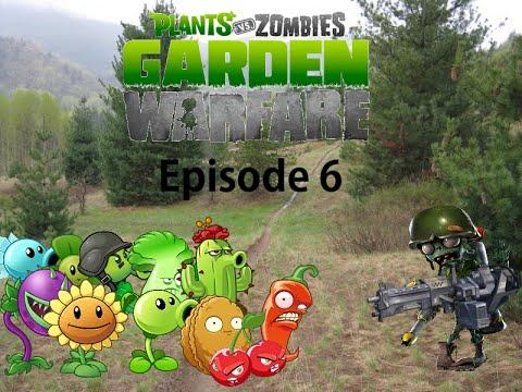 Plants vs Zombies Garden Warfare Plush Series Episode 6: Foot ...