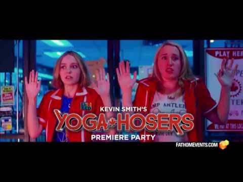 Yoga Hosers Premier Party with Kevin Smith