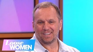 Emmerdale's Dean Andrews on Interviewing Robert De Niro | Loose Women