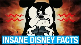 10 Insane Disney Facts