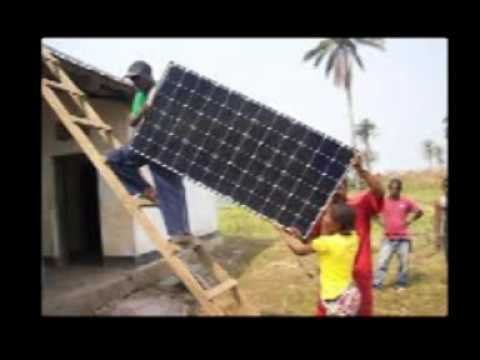 utilisation de l'énergie solaire en cote d'ivoire