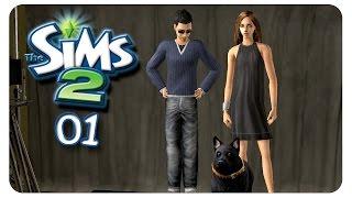 Zeitreise in die Vergangenheit #01 Die Sims 2 - Alle Addons - Gameplay [1080p]