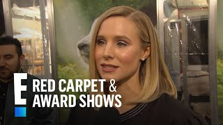 Does Kristen Bell Love Pandas More Than Sloths?!   E! Live from the Red Carpet