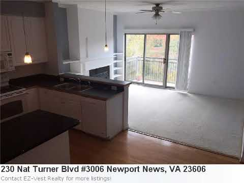 Stop Looking For A Home In Newport News, Va - I Have A 2 Bedroom, 2 Bath Adorable Home Listed At Jus