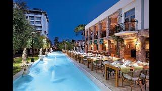 Ela Quality Resort Belek 5 Белек Турция обзор отеля все включено территория