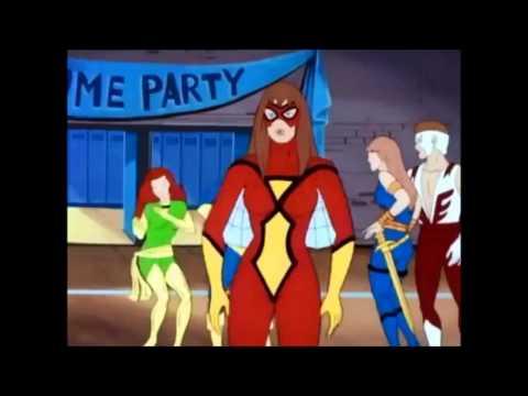 Marvel 70's Disco Party