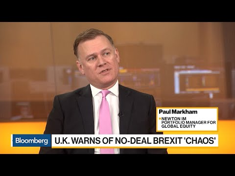 No-Deal Brexit Warning: What Does it Mean for U.K. Assets?