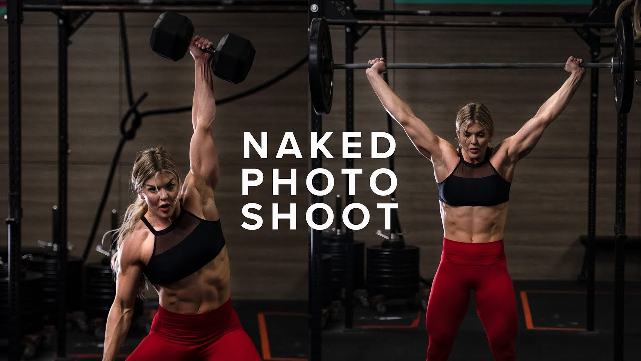 BROOKE ENCE VLOGS | Behind The Scenes of My Training App Photo Shoot