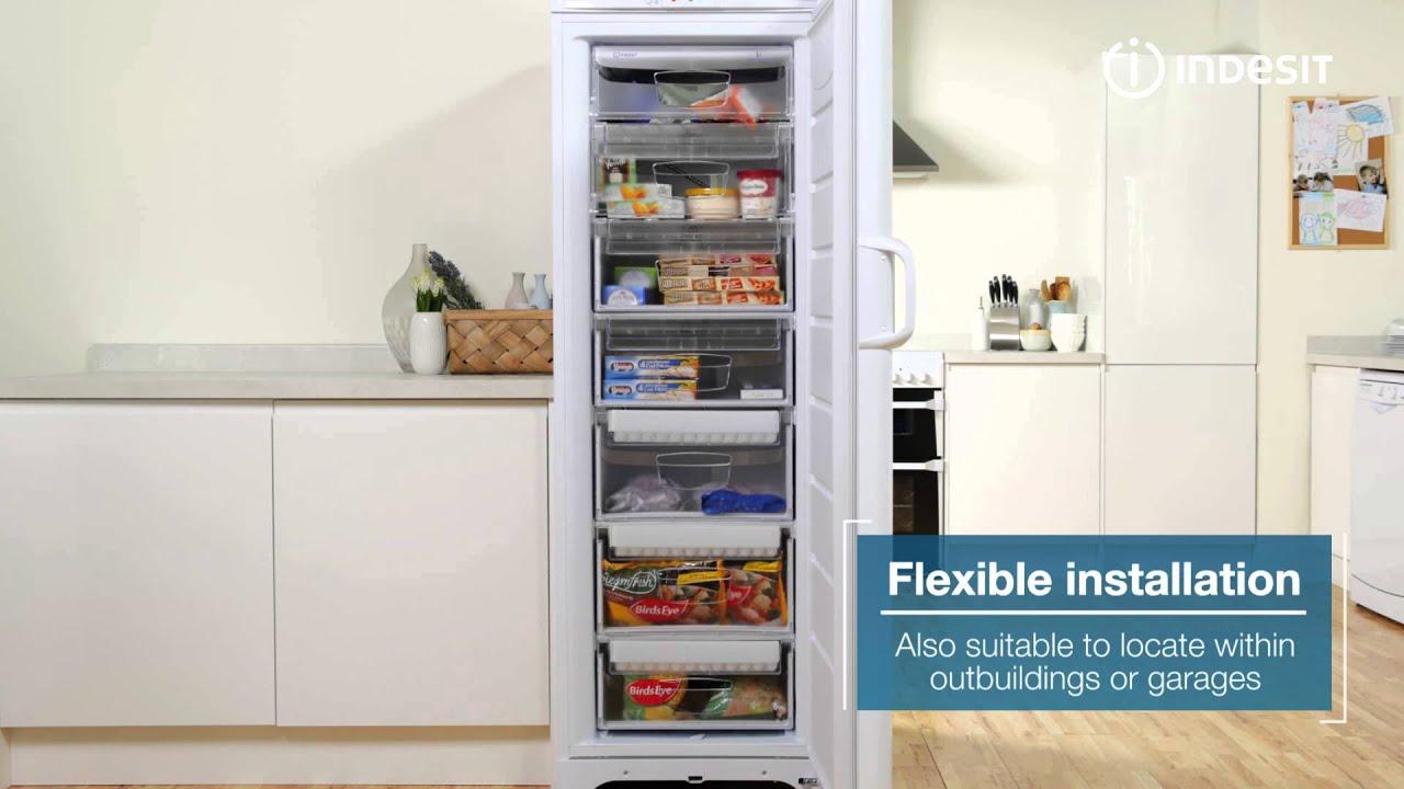 Indesit UIAA12 Tall Freezer