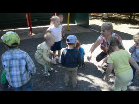 Подвижные игры в детском саду с детьми ясельной группы