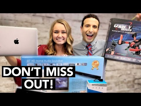 Best Pre-Black Friday Deal Round Up ● Black Friday 2016