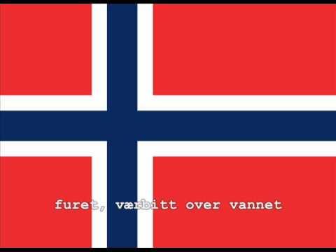 National Anthem of Norway Instrumental with lyrics