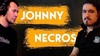 Necros VS Джонни - сет в Mortal Kombat 11