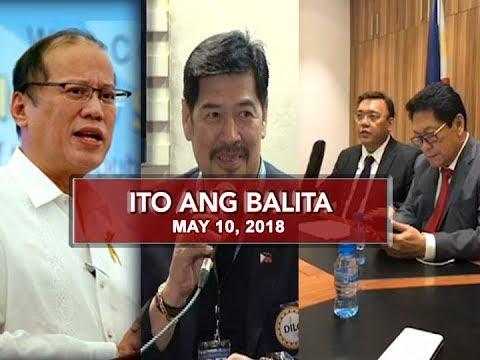 UNTV: Ito Ang Balita (May 10, 2018)