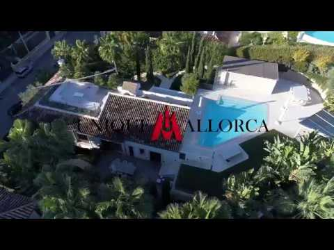 WOW !! 5.95 Million Euro, Beach Side Villa for sale in Bendinat, Southwest Mallorca