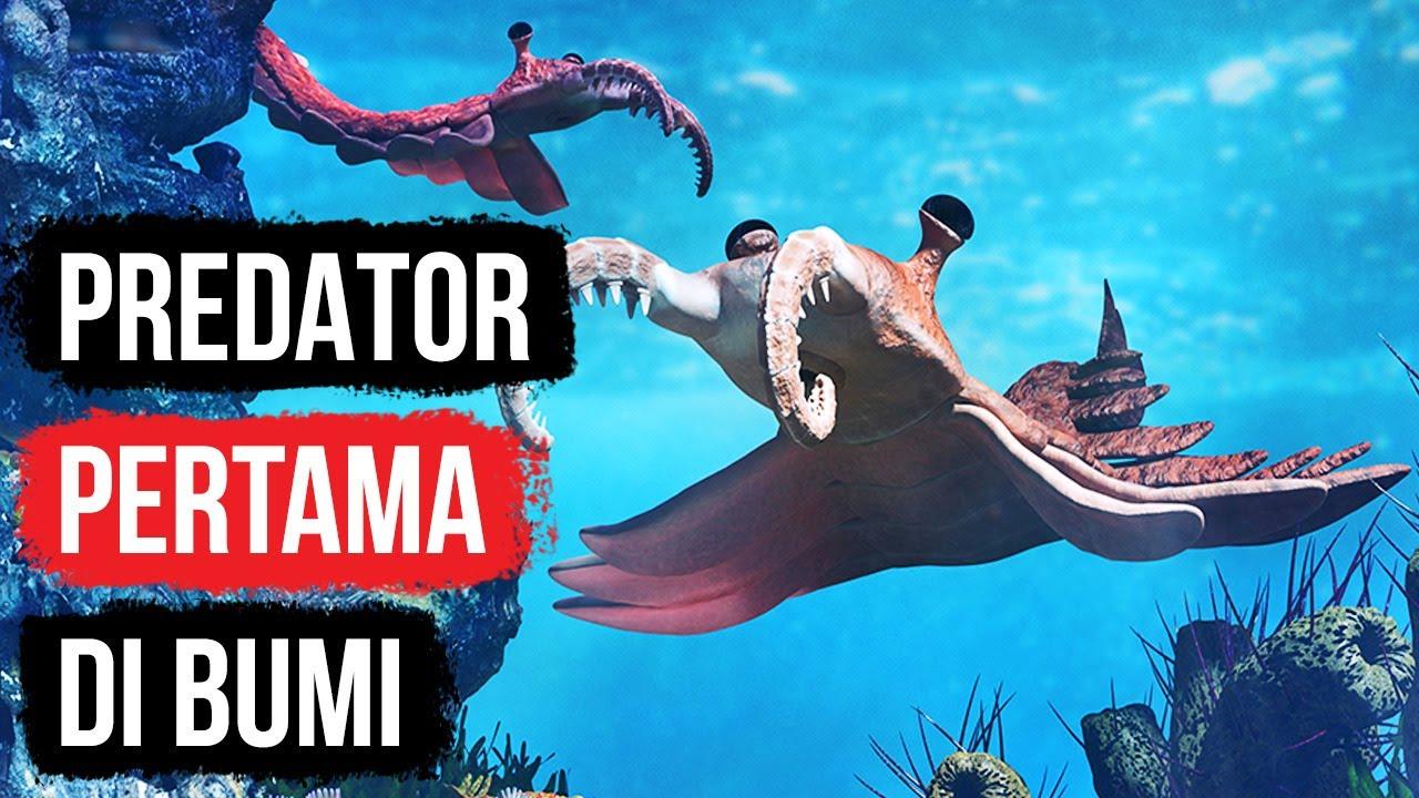 Download Monster Ini Membuat Takut Penghuni Laut Jauh sebelum Megalodon