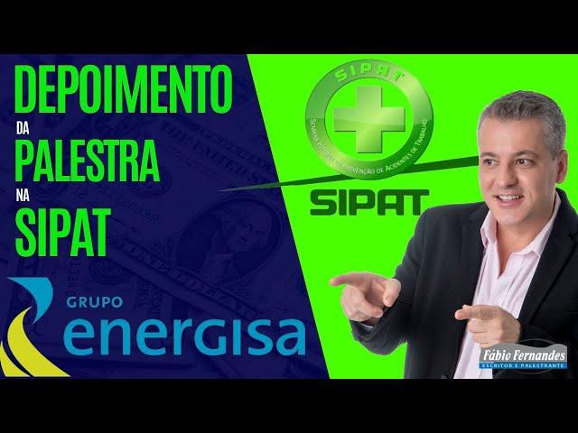 Palestrante Motivacional para SIPAT | Fábio Fernandes