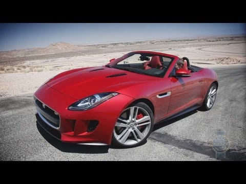 2016 Jaguar F-Type Convertible - Review and Road Test