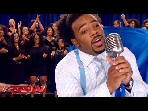 A New Day is coming: Raw, Nov.3, 2014