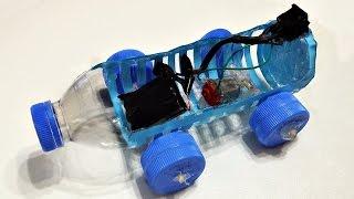 Pet şişeden süper hızlı araba yapımı
