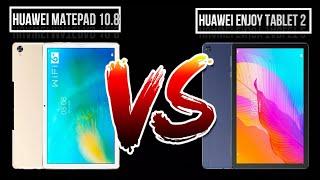 huawei mate pad 10.8 vs huawei enjoy tablet 2