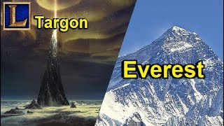 sự thật về núi Targon