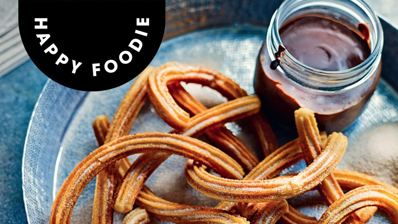 Churros Recipe | Omar Allibhoy's Tapas Revolution