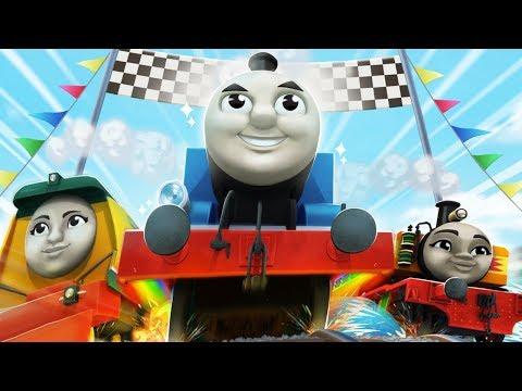 Thomas & Friends: Go Go Thomas - Race With All New Engines - Fun Kids Train Racing Adventures