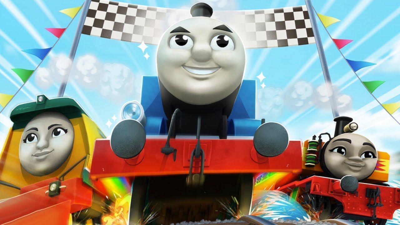 Thomas & Friends: Go Go Thomas - Race With All New Engines ...
