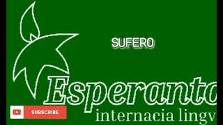 ESPERANTO MUSIC * SUFERO