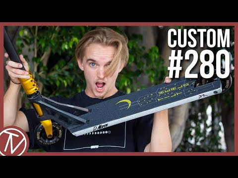 Custom Build #280 (ft. Nolan Shoemaker) │ The Vault Pro Scooters