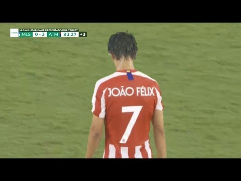 Joao Felix Crazy Debut Games For Atletico Madrid! | Pre-Season Highlights