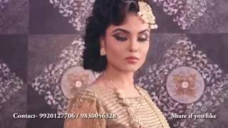 Anurag makeup mantra | Ambience bridal collection 2016 #part 2