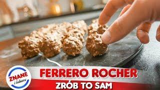 Jak zrobić FERRERO ROCHER za ułamek ceny *PROSTY DOMOWY PRZEPIS