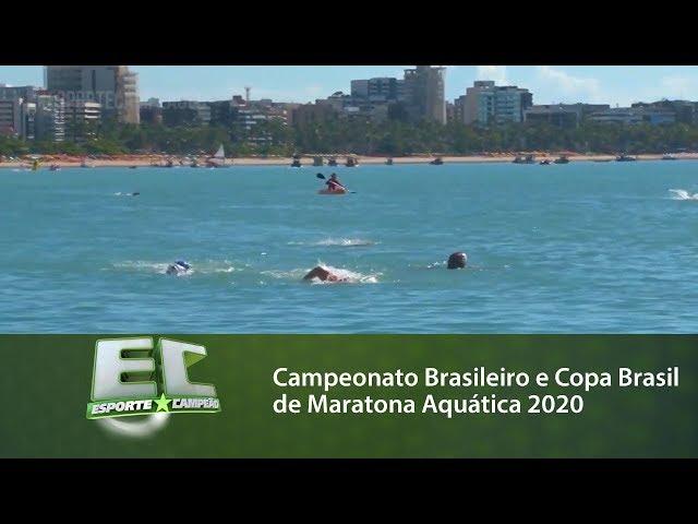 Campeonato Brasileiro e Copa Brasil de Maratona Aquática 2020