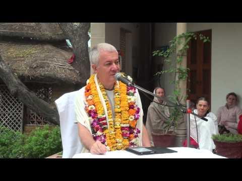 Шримад Бхагаватам 2.3.11 - Чайтанья Чандра Чаран прабху