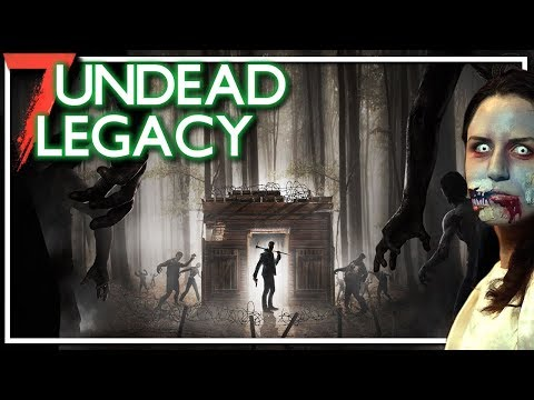 It's Time | UNDEAD LEGACY MOD | 7 Days To Die Let's Play | EP5